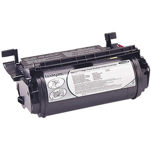 Lexmark Toner Cartridge - Black LEX12A5849