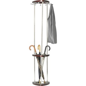 Safco Mode Tree Hook Stand with Umbrella Rack SAF4214MH