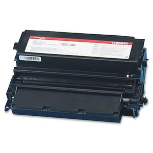 Lexmark Toner Cartridge - Black LEX1380850