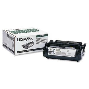 Lexmark Black Toner Cartridge LEX12A0825
