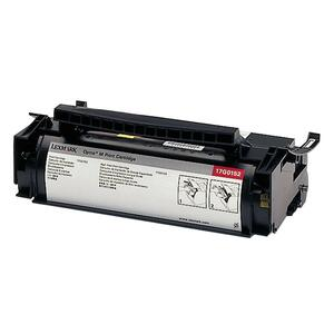 Lexmark Toner Cartridge - Black LEX17G0152