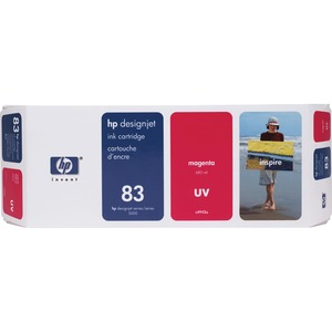 HP 83 Magenta Ink Cartridge HEWC4942A