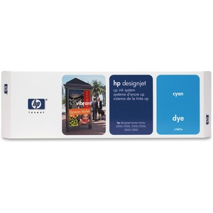HP Cyan Ink Cartridge HEWC1807A