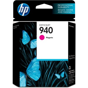 HP 940 Magenta Ink Cartridge HEWC4904AN