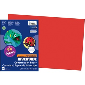 Riverside Groundwood Construction Paper PAC103443