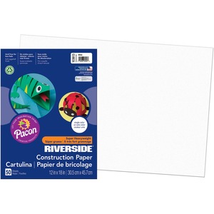 Riverside Groundwood Construction Paper PAC103613
