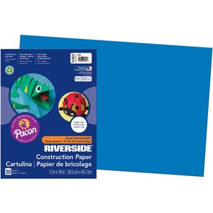 Riverside Groundwood Construction Paper PAC103624