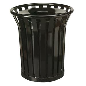 Rubbermaid Commercial Americana Steel Waste Receptacle