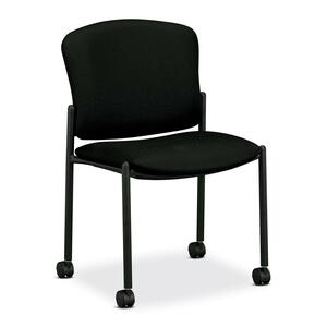 HON 4070 Series Mobile Armless Guest Chair HON4077NT10T