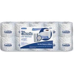 Kleenex Cottonelle Bathroom Tissue KIM88336