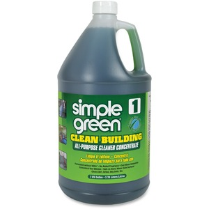 Simple Green Clean Building All-purpose Cleaner Concentrate SPG11001