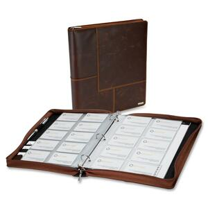 Rolodex 22337 Business Card Binder ROL22337