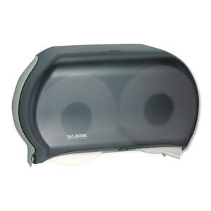 San Jamar Jumbo Bath Tissue Dispenser SJMR4000TB