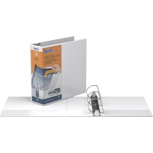 Stride QuickFit D-Ring Binder STW87050