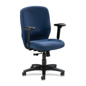 Lorell Sculptured Task Chair LLR60321