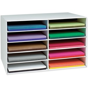 Pacon Construction Paper Storage Unit PAC001316