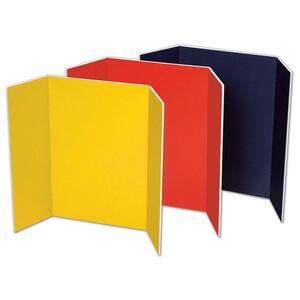 Pacon Tri Fold Foam Presentation Board PAC3868