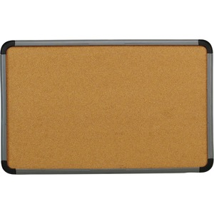 Iceberg Contemporary Lightweight Cork Board ICE35067