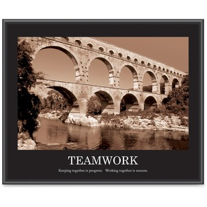 "Advantus Motivational ""Teamwork"" Poster AVT78162"