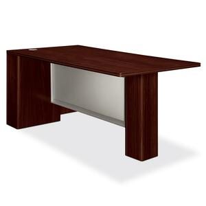HON Attune Laminate Series Left Peninsula HON11822LGNN
