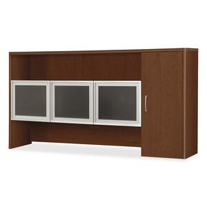 HON Attune Laminate Series Stack-on Storage Hutch HON118314GFF