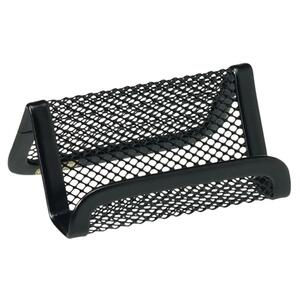 Rolodex Mesh Business Card Holder ROL22251ELD