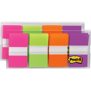 Post-it Bright Colors Portable Flag MMM680PGOP2