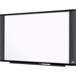 3M Wide Screen Style Melamine Dry Erase Board MMMM3624G