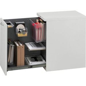 HON Flagship Left Side Access Pedestal File Cabinet HONS28821LALQ