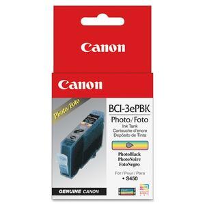 Canon BCI 3ePBk Photo Black Ink Cartridge CNMBCI3EPBK