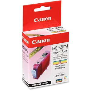 Canon BCI 3ePM Photo Magenta Ink Cartridge CNMBCI3EPM