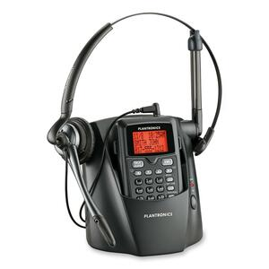Plantronics CT14 DECT 6.0 1.90 GHz Standard Phone - Black PLNCT14