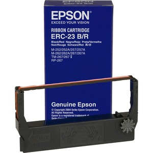 Epson Color Ribbon Cartridge EPSERC23BR