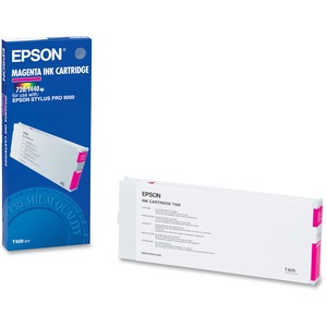 Epson Magenta Ink Cartridge EPST409011