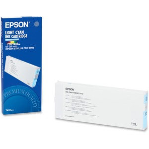 Epson Cyan Ink Cartridge EPST412011