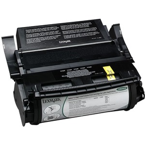 Lexmark Toner Cartridge - Black LEX1382929