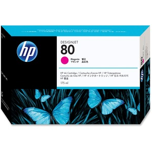 HP 80 Magenta Ink Cartridge HEWC4874A