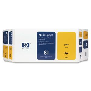 HP Yellow Ink Cartridge HEWC4993A
