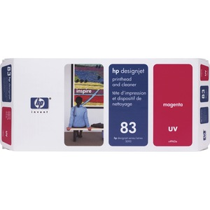 HP 83 Magenta Printhead/Cleaner HEWC4962A