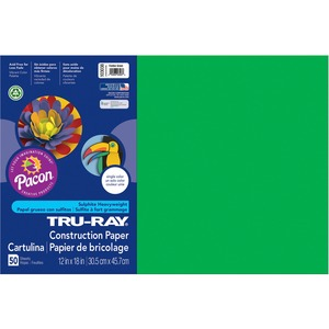 Tru-Ray Construction Paper PAC103038