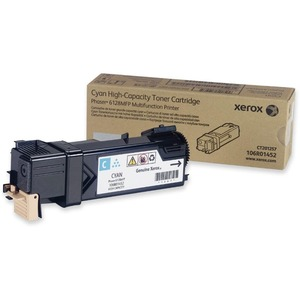 Xerox Cyan Toner Cartridge XER106R01452