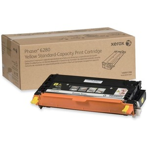 Xerox Yellow Toner Cartridge XER106R01390