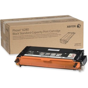 Xerox Toner Cartridge - Black XER106R01391