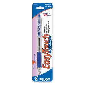 Pilot EasyTouch Retractable Ballpoint Pen PIL32231