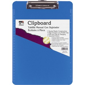 CLI Rubber Grip Clipboard LEO89715