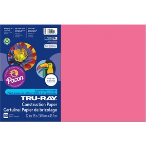 Tru-Ray Construction Paper PAC103043