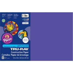 Tru-Ray Construction Paper PAC103051