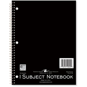 Roaring Spring 1-Subject Spiralbound notebook ROA10022