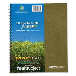 Roaring Spring 4-Subject Wirebound Notebook ROA13366