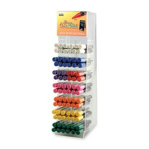 Marvy Bistro Chalk Marker Display UCH480R7D